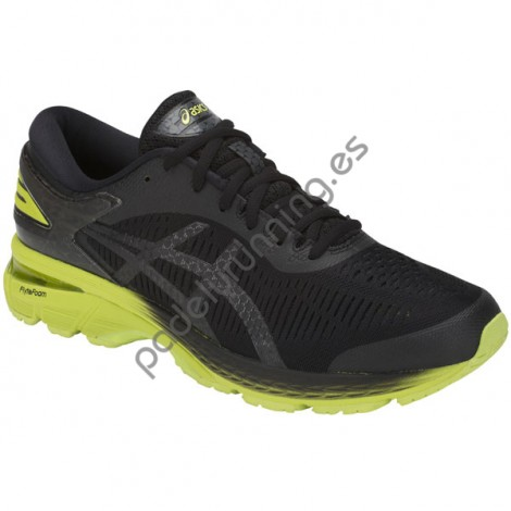 ZAPATILLAS DE RUNNING ASICS GEL KAYANO 25 NEGRO