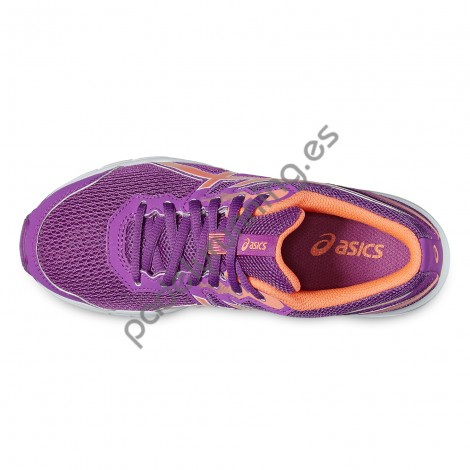 ZAPATILLAS DE RUNNING ASICS GEL ZARACA 5 GS ROSA