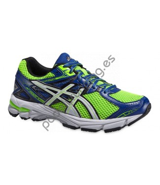 ZAPATILLAS DE RUNNING ASICS GEL GT-1000 3GS VERDE/..