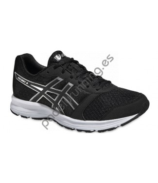 ZAPATILLAS DE RUNNING ASICS GEL PARIOT 8 NEGRO/BLA..