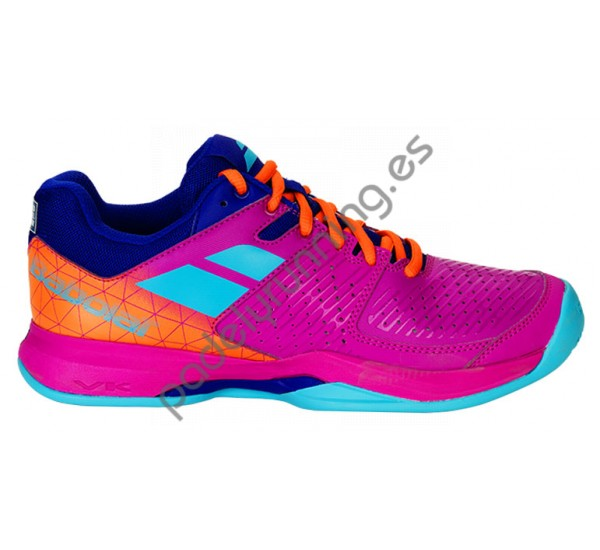 ZAPATILLAS DE PADEL BABOLAT PULSION WORLD PADEL TOUR