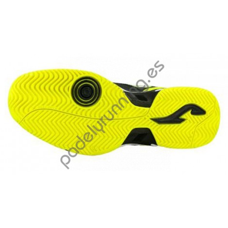 ZAPATILLAS DE PADEL JOMA T.SET 711 FLUOR CLAY