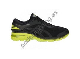 ZAPATILLAS DE RUNNING MEN ASICS GEL KAYANO 25 NEGRO